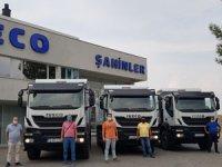 Iveco'dan Kormad Madencilik'e 3 Adet Trakker Teslimatı