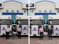 Scania'dan Konya'da Seri Teslimatlar