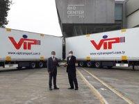 VİP Uluslararası Taşımacılık'ın Tercihi Tırsan