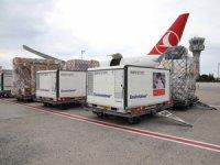 Turkish Cargo Kıtalararasında Kurduğu Hava Kargo Köprüsüyle Kovid-19 Aşılarını Taşıyor