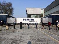 Tırsan Treyler Teslimatlarına Reysaş Logistics İle Devam Etti