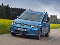 Beşinci Nesil Yeni Volkswagen Caddy Ocak Ayının Son Haftası Türkiye'de Satışta