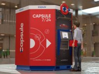 Cargom Express'den İlk Yerli Proje Capsule