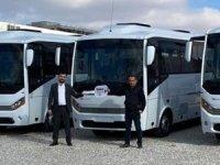 Otokar Yılın İlk Teslimatını AC Turizm'e Yaptı