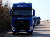 Arkas Lojistik Filosuna 40 Yeni Ford Trucks F-MAX Ekledi