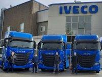 Yüksel Uluslararası Taşımacılık Filosunu 5 adet IVECO S-WAY İle Güçlendirdi