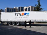 TTS Lojistik'in Güçlü Filo İçin Tek Tercihi Tırsan