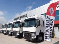 KA Trans Filosunu 40 Adet Renault Trucks Çekiciyle Güçlendiriyor