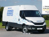 Iveco Daily Yılın Hafif Ticari Aracı Seçildi