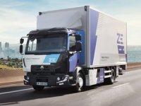 Renault Trucks 2023'ten İtibaren Tüm Pazarlar İçin Elektrikli Araç Sunacak