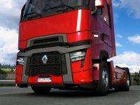 Renault Trucks Yeni T ve T High Modellerini Euro Truck Simulator 2 Oyunu İle Tanıtıyor