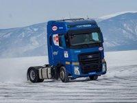 F-MAX Donmuş Baykal Gölü Üstünde Hız Rekoru Kırdı