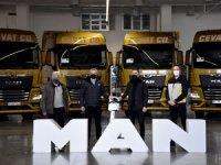 Cevat Logistics Filosunu MAN İle Güçlendirmeye Devam Ediyor