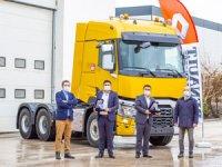 Işıklar Ağır Nakliyat Filosunu Yine Renault Trucks İle Güçlendirdi