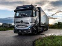 Daimler Trucks Yakıt Hücreli Mercedes-Benz GenH2 Kamyon'un Kapsamlı Testlerine Başlıyor