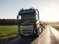Volvo Trucks Yeni Volvo FH16'yı Tanıttı