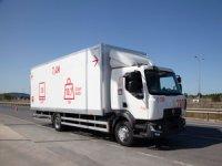 Renault Trucks, D-MED Kamyonun İlk Rotasını Başarı İle Tamamladı