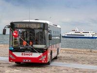 İzmirlileri Taşıyacak 364 Otokar Otobüsü  Törenle Hizmete Başladı