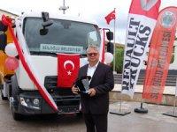 Edirne Süloğlu Belediyesi'ne Renault Trucks D-MED