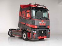 Renault Trucks'in ETS 2 Oyunundaki Uluslararası Tasarım Yarışmasını Bir Türk Genci Kazandı!