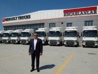Meryıldız Lojistik 25 Adet Renault Trucks Çekiciyi Daha Filosuna Katıyor