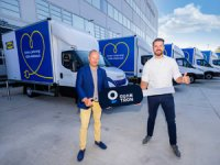 IKEA receives 30 electric vans from QUANTRON