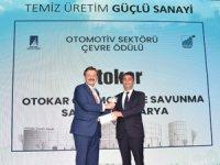 Otokar Çevre Dostu İş Stratejileriyle KSO Çevre Ödülü'nün Sahibi Oldu