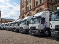 Avrupa'da Bir İlk: Carlsberg Group 20 Adet Renault Trucks Elektrikli Kamyonunu Teslim Aldı