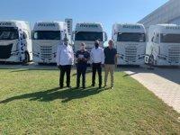 Iveco Mersin'de 5 Adet Çekici Teslimatı Yaptı