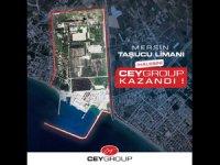 Taşucu Liman İhalesini Cey Group Kazandı