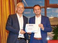 """DFDS Gemisine """"Avrupa Feribot Denizcilik"""" Zirvesi'nde Uluslararası Ödül"""