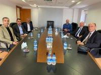 UTİKAD, Diyarbakır Lojistik Merkezi Yetkilileri İle Görüştü