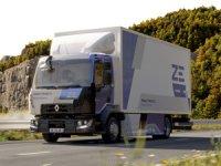 """Renault Trucks'ın Elektrikli Araç Serisi İngiltere'de """"Teknik Mükemmellik Ödülü""""nü Kazandı"""