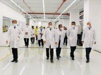 Sanel Yeni Üretim Merkezini Törenle Açtı