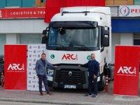 ARCLOG Filosunu Renault Trucks T Serisi İle Güçlendirdi