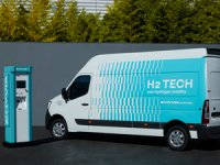 Hidrojen Yakıtlı Van Prototipi Tanıtıldı