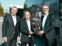 Neoplan Cityliner 'Coach of the Year' Seçildi