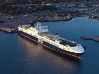 DFDS Mersin-Trieste Hattındaki 3. Gemisini Hizmete Sundu