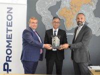 Prometeon Türkiye'ye 'Altın İhracat' Ödülü