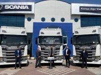 Ali Çavuşoğulları Lojistik Filosunu Scania İle Güçlendirdi