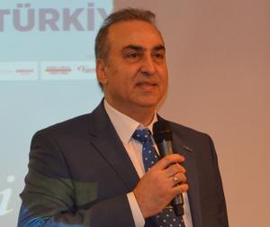MÜSİAD Lojistik Sektör Kurulu Başkanı Ahmet Yayman