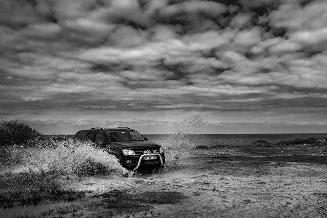 '4 Mevsim Amarok' Fotoğraf Yarışması İkincisi