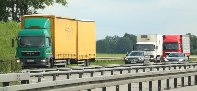 Avrupa Birliği'nde Taşımacılık Kavgası Büyüyor