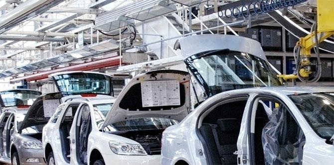 Bir yıllık ihracat toplamında otomotivin payı yüzde 15.2