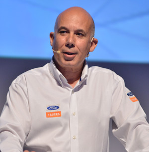 Ford Trucks İş Birimi Genel Müdür Yardımcısı Ahmet Kınay