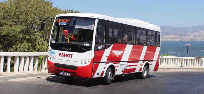 ESHOT'a Allison Donanımlı Otokar Otobüsler