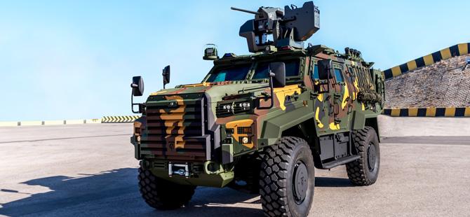 Allison, tekerlekli ve paletli askeri araçlar için sunduğu tahrik çözümlerini IDEF 2021'de aynı stantta sergileyecek.