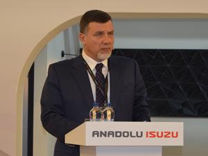 Anadolu Isuzu Genel Müdürü Tuğrul Arıkan