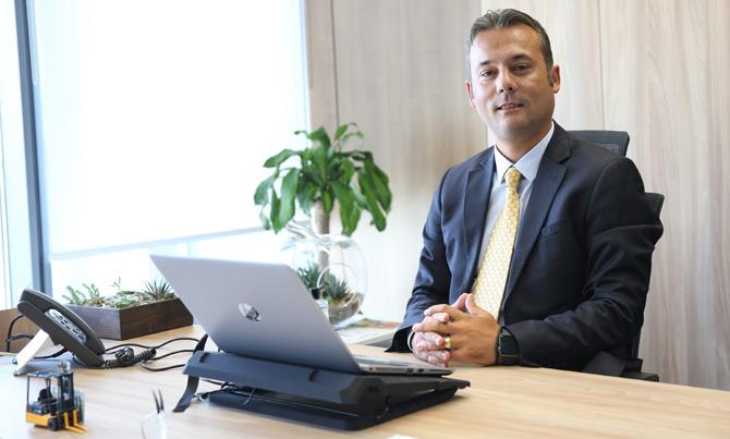 Netlog Lojistik Likit Operasyonları Grup Müdürü Anıl Özkan