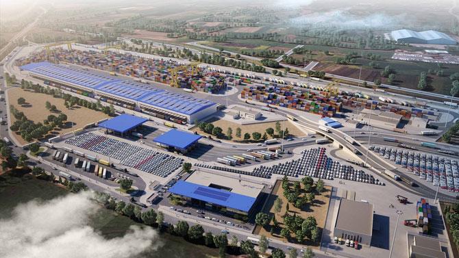Arkas'ın Railport Projesine Sürdürülebilirlik Ödülü